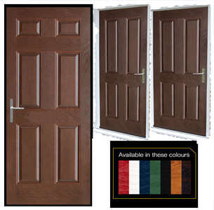 Our range of Composite doors are use as exterior and interior doors these doors are looking decorative beautiful Panelled and modular style. & VBC Fensterbau